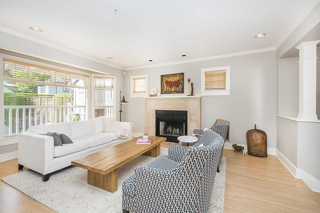 Photo 5: Photos: 2659 YORK Avenue in Vancouver: Kitsilano House 1/2 Duplex for sale (Vancouver West)  : MLS®# R2273666