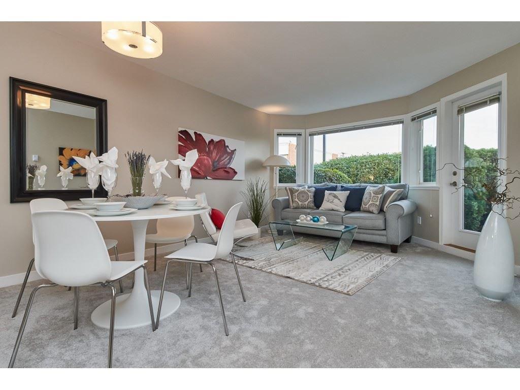 "Main Photo: 104 13965 16 Avenue in Surrey: Sunnyside Park Surrey Condo for sale in ""White Rock Village"" (South Surrey White Rock)  : MLS®# R2324238"