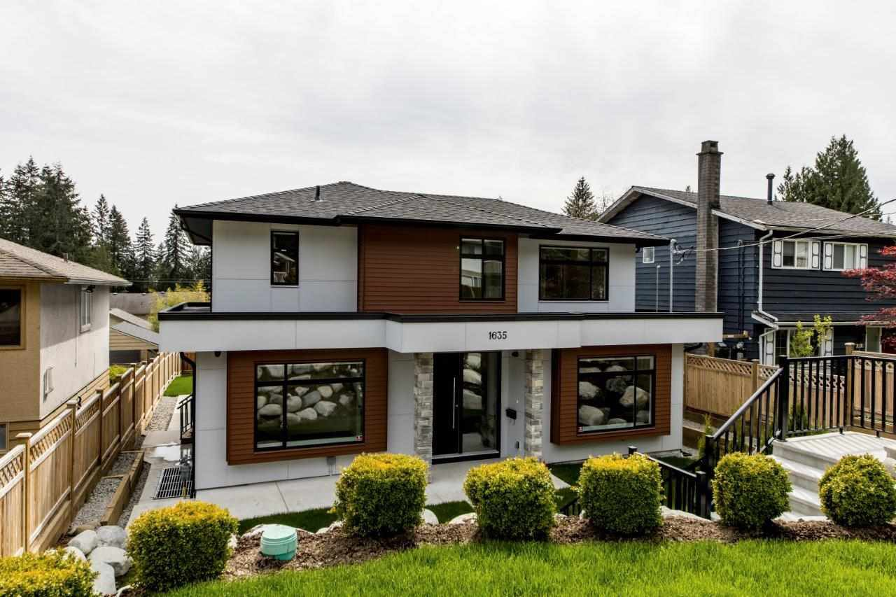 New home by Casavilla on quiet sleepy street in Lynn Valley.