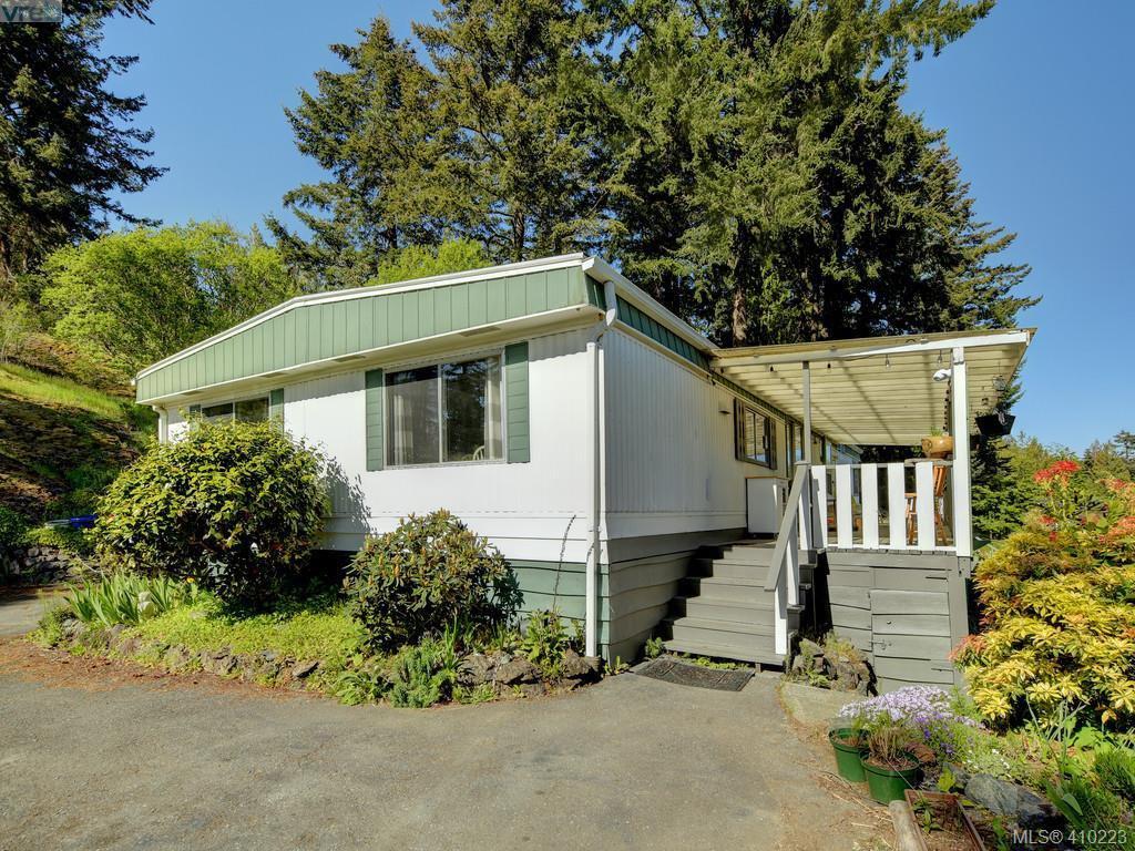 Main Photo: 39 5838 Blythwood Rd in SOOKE: Sk Saseenos Manufactured Home for sale (Sooke)  : MLS®# 813088