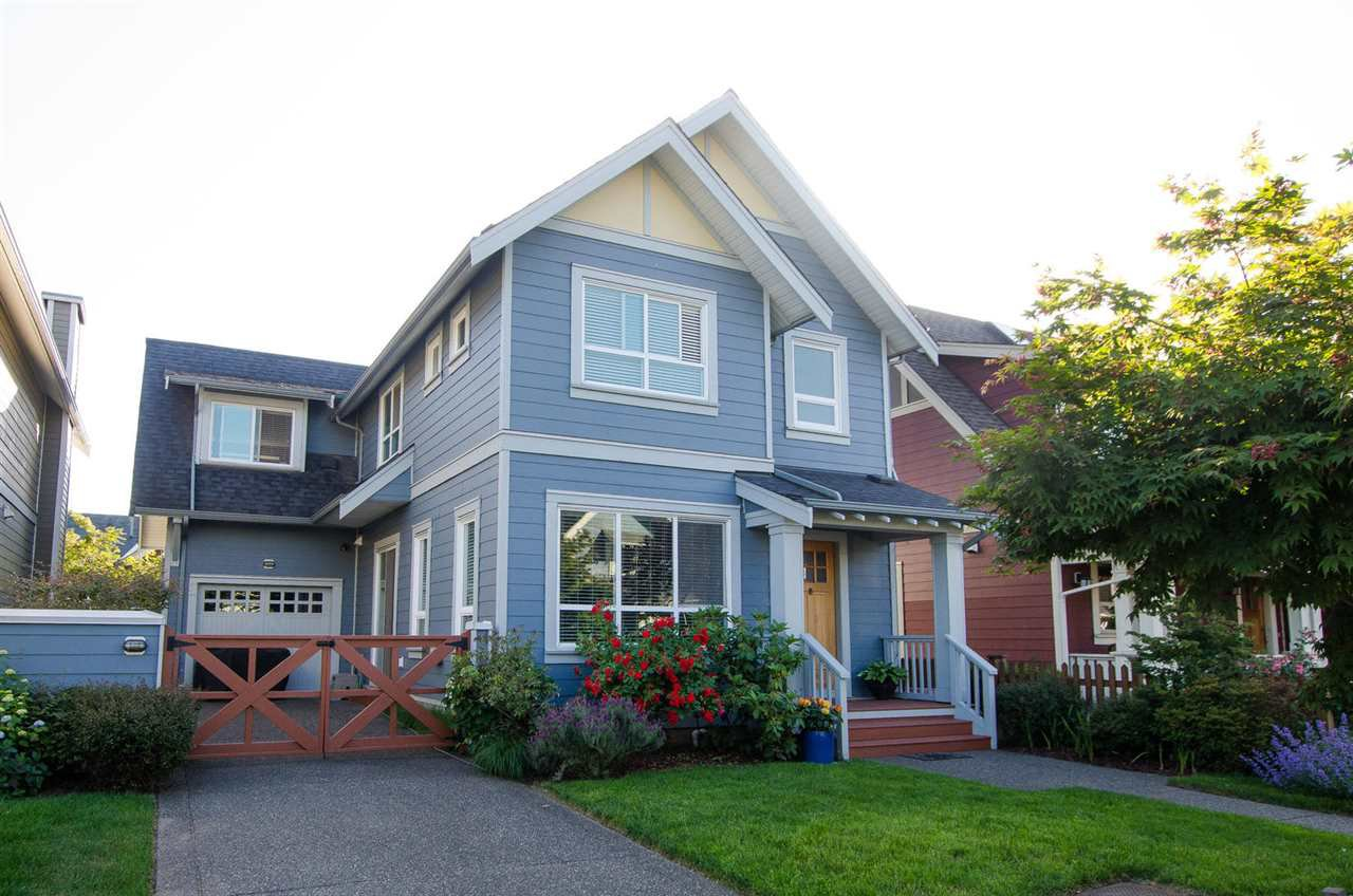 "Main Photo: 228 HOLLY Avenue in New Westminster: Queensborough House for sale in ""REDBOAT IN PORT ROYAL"" : MLS®# R2376023"