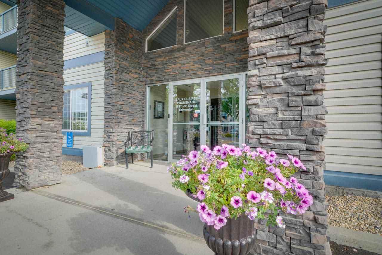 Main Photo: 238 16311 95 Street in Edmonton: Zone 28 Condo for sale : MLS®# E4169776