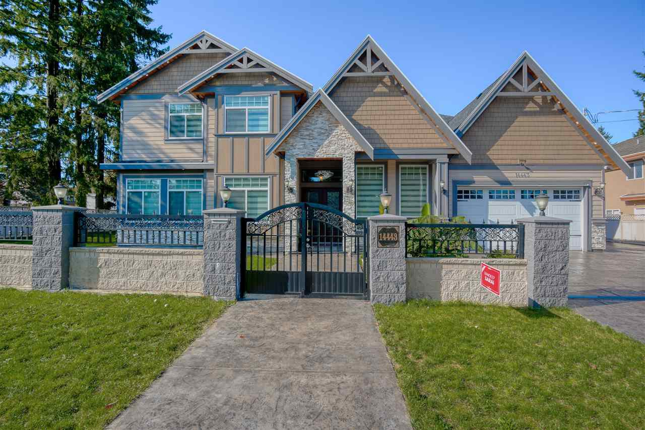 Main Photo: 14443 108 Avenue in Surrey: Bolivar Heights House for sale (North Surrey)  : MLS®# R2412781