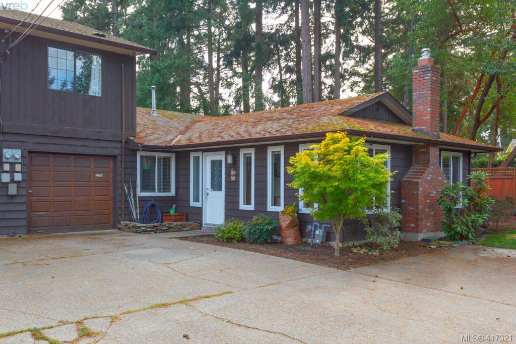 Main Photo: B 2319 Sooke Road in VICTORIA: Co Wishart North Half Duplex for sale (Colwood)  : MLS®# 417321