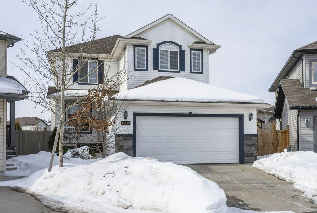 Main Photo: 11435 15 Avenue in Edmonton: Zone 55 House for sale : MLS®# E4191960
