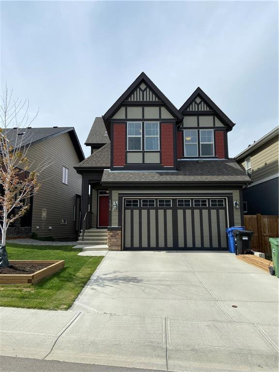 Main Photo: 154 MASTERS Point SE in Calgary: Mahogany Detached for sale : MLS®# C4297917