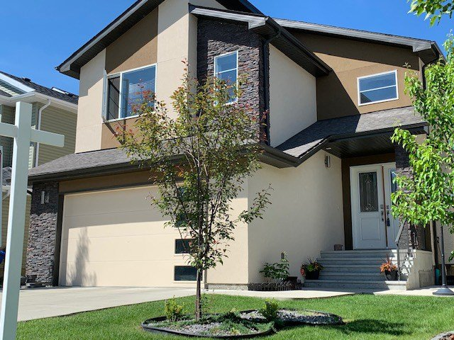 Main Photo: 4124 CHARLES Link in Edmonton: Zone 55 House for sale : MLS®# E4200605