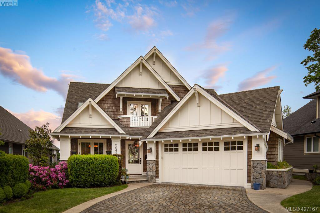 Main Photo: 2067 Hedgestone Lane in VICTORIA: La Bear Mountain House for sale (Langford)  : MLS®# 841529