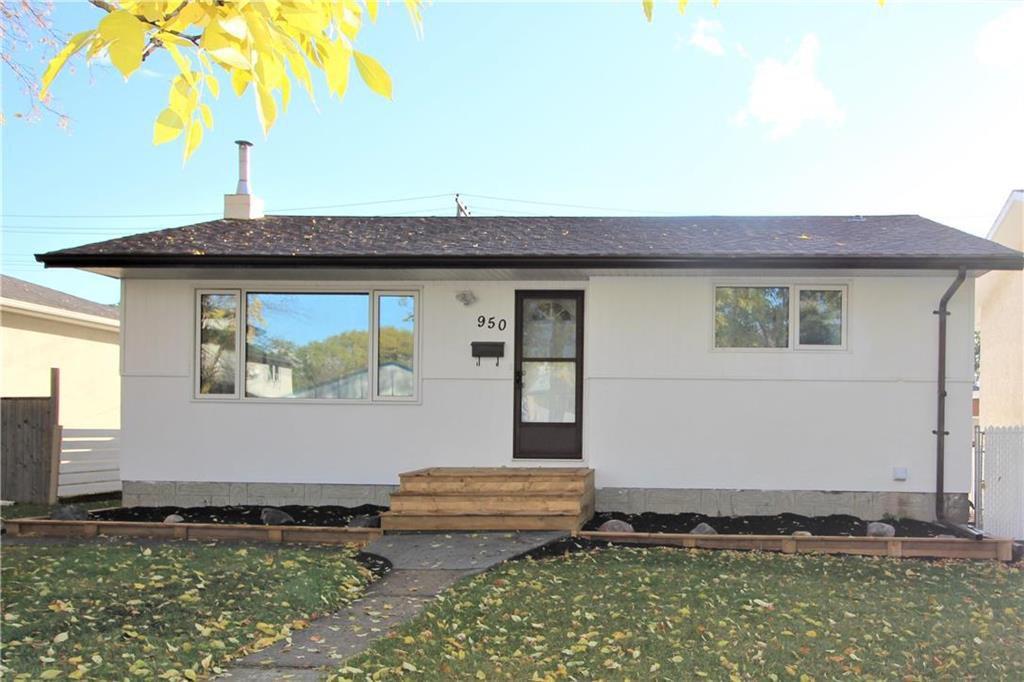 Main Photo: 950 Moncton Avenue in Winnipeg: East Kildonan Residential for sale (3B)  : MLS®# 202025545