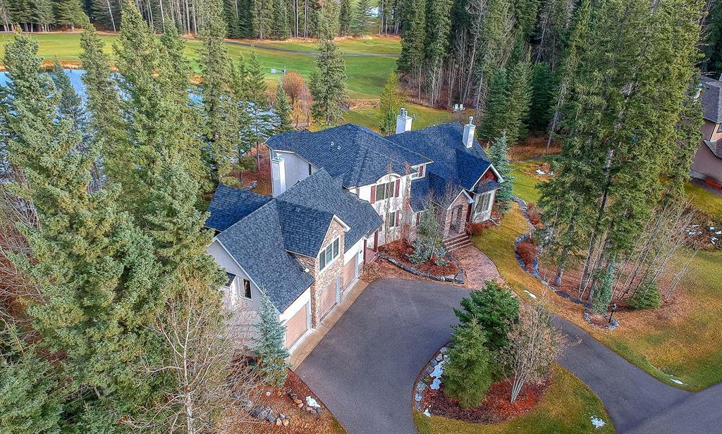 Main Photo: 12 Wintergreen Way in Rural Rocky View County: Rural Rocky View MD Detached for sale : MLS®# A1049547