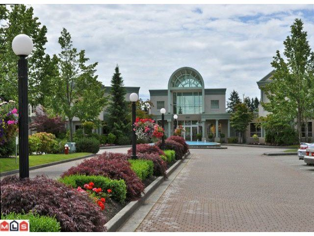 "Main Photo: 419 13880 70TH Avenue in Surrey: East Newton Condo for sale in ""Chelsea Gardens"" : MLS®# F1125041"