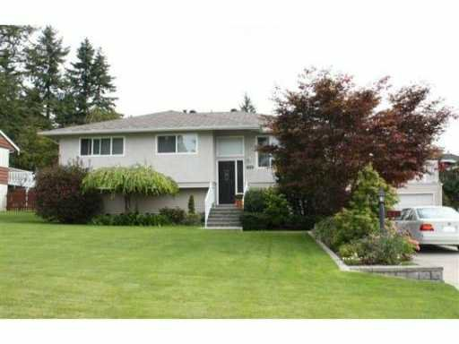 Main Photo: 433 LAKEVIEW Street in Coquitlam: Central Coquitlam House for sale : MLS®# V851473