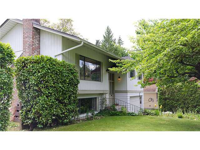 Main Photo:  in : Deep Cove House for sale (North Vancouver)  : MLS®# v895200