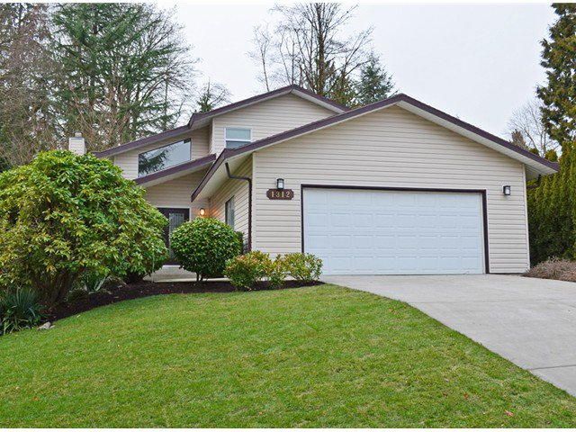 "Photo 1: Photos: 1312 LANSDOWNE Drive in Coquitlam: Upper Eagle Ridge House for sale in ""EAGLERIDGE"" : MLS®# V1039751"