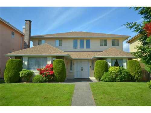 Main Photo: 145 45TH Ave W in Vancouver West: Oakridge VW Home for sale ()  : MLS®# V894665