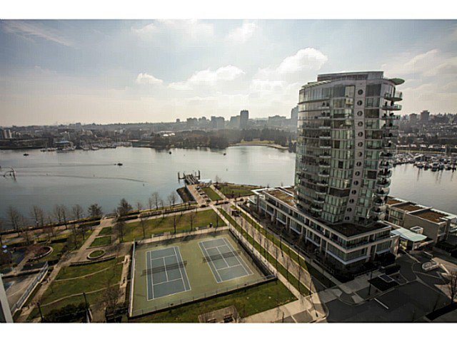 """Main Photo: # 1705 1483 HOMER ST in Vancouver: Yaletown Condo for sale in """"Waterford"""" (Vancouver West)  : MLS®# V1052571"""