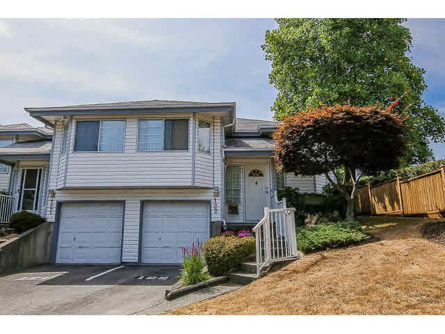 "Main Photo: 122 12233 92ND Avenue in Surrey: Queen Mary Park Surrey Townhouse for sale in ""ORCHARD LAKE"" : MLS®# F1447026"