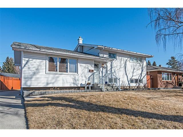 Main Photo: 210 WESTMINSTER Drive SW in Calgary: Westgate House for sale : MLS®# C4044926