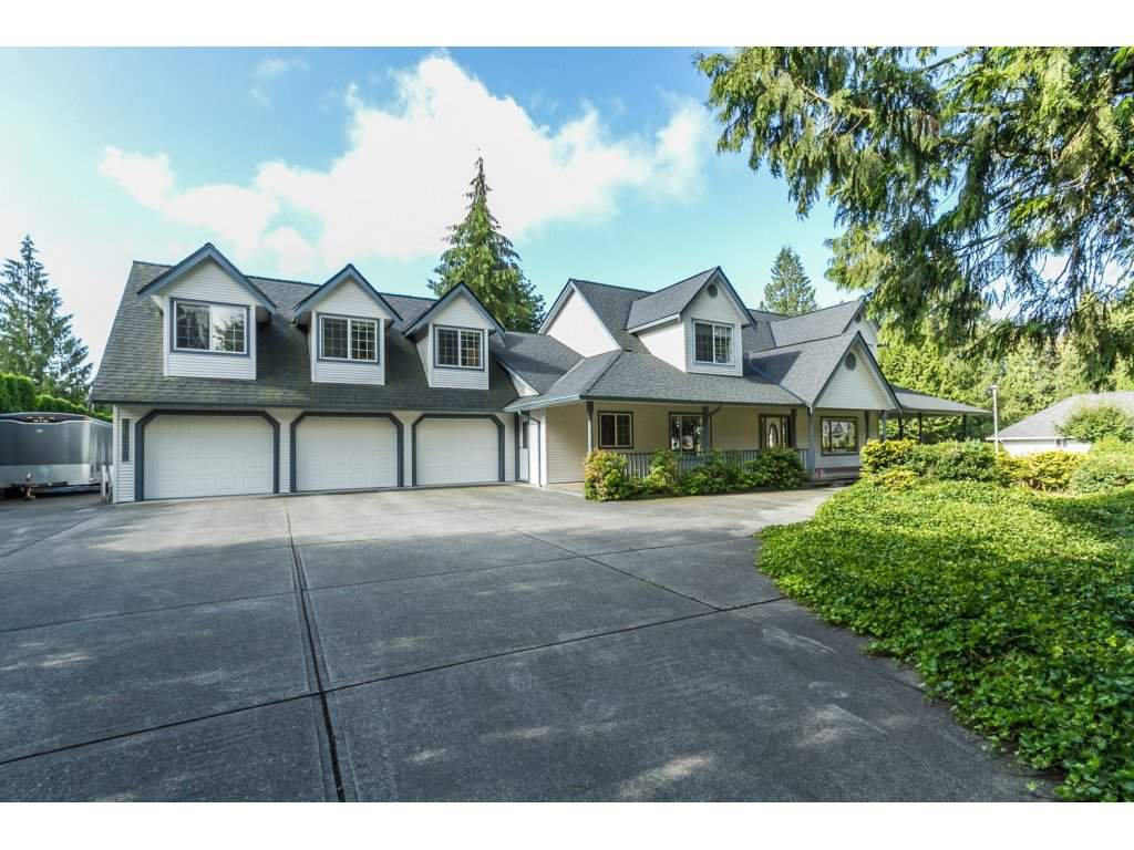 Main Photo: 31556 ISRAEL Avenue in Mission: Mission BC House for sale : MLS®# R2087582