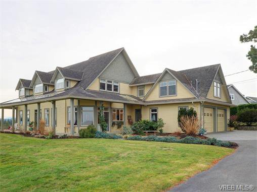 Main Photo: 2177 Newman Rd in SAANICHTON: CS Saanichton House for sale (Central Saanich)  : MLS®# 750019