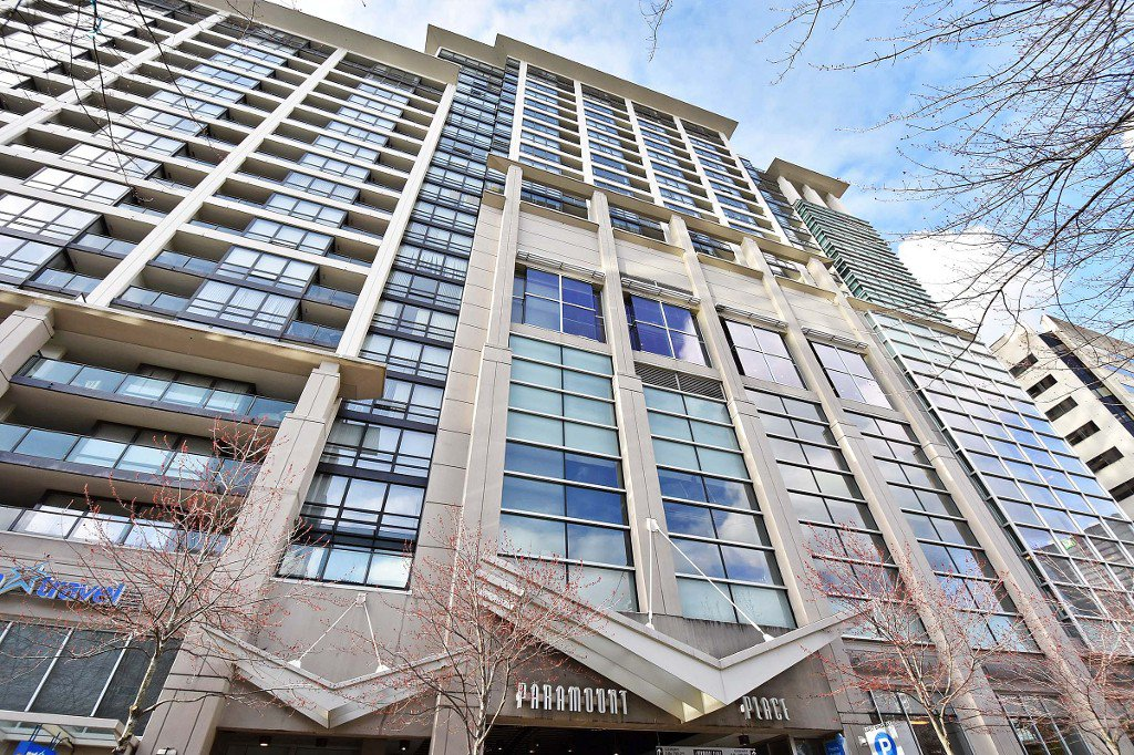 """Main Photo: 302 933 HORNBY Street in Vancouver: Downtown VW Condo for sale in """"ELECTRIC AVENUE"""" (Vancouver West)  : MLS®# R2146523"""