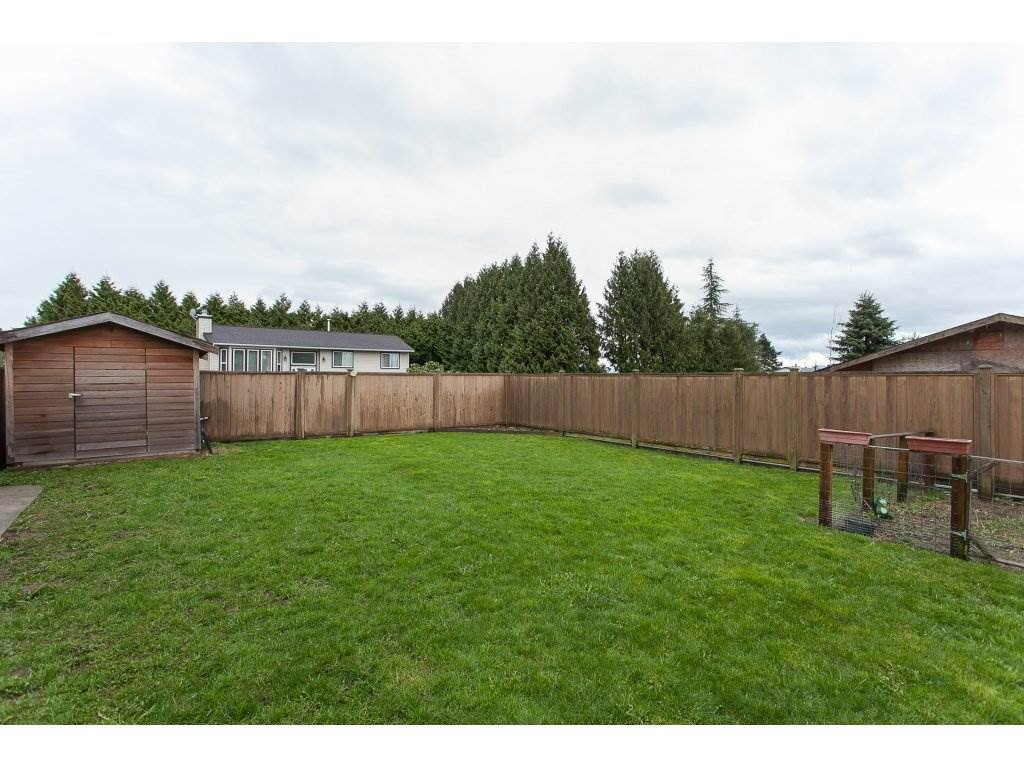 Photo 20: Photos: 8183 PHILBERT Street in Mission: Mission BC House for sale : MLS®# R2153124