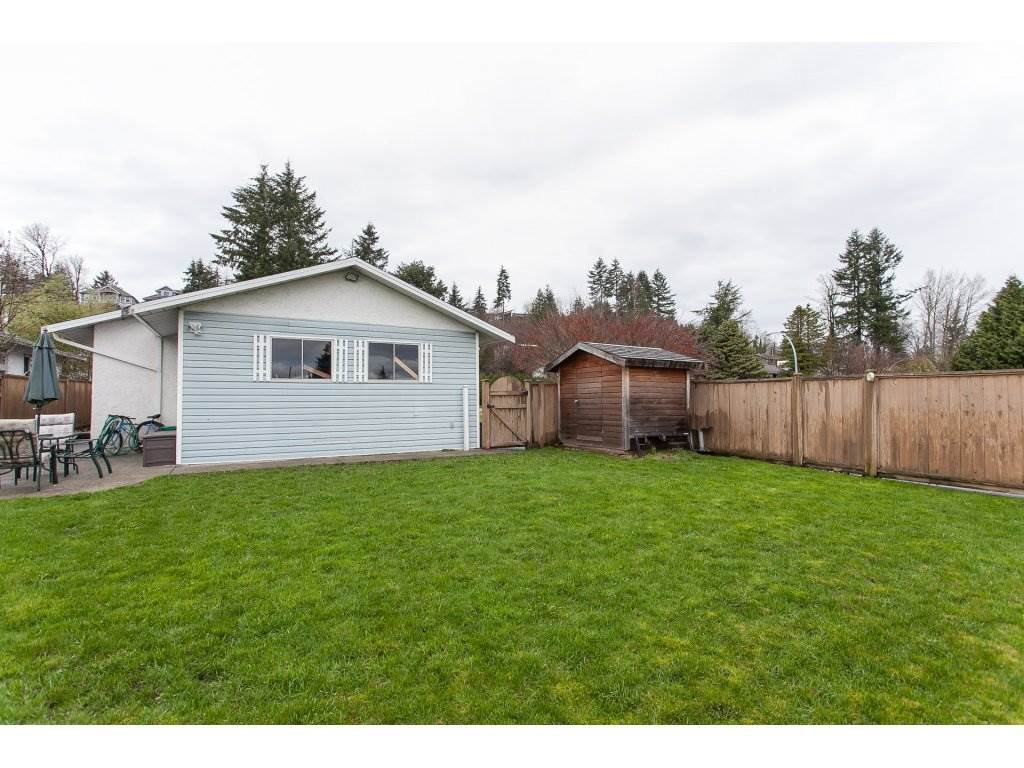 Photo 18: Photos: 8183 PHILBERT Street in Mission: Mission BC House for sale : MLS®# R2153124
