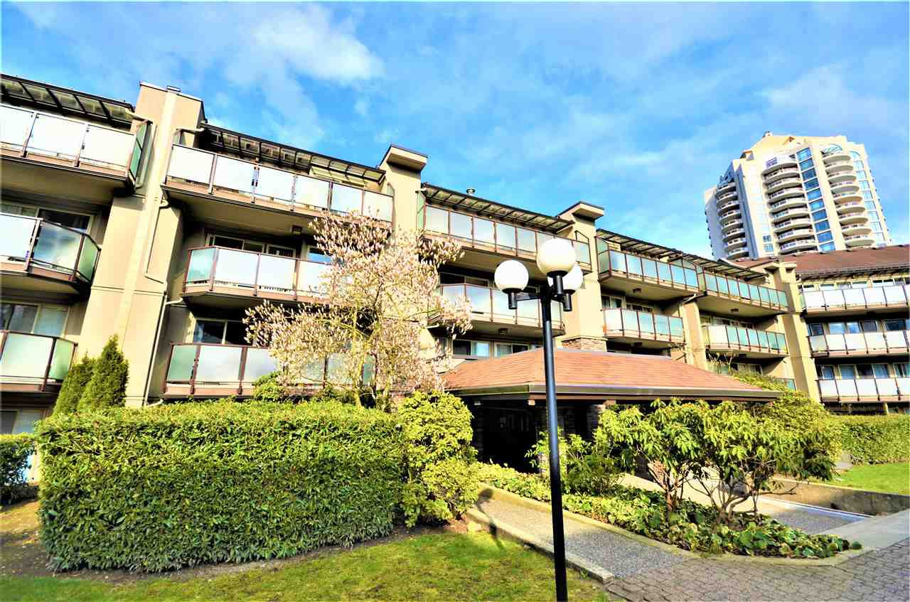Main Photo: 306 4373 HALIFAX Street in Burnaby: Brentwood Park Condo for sale (Burnaby North)  : MLS®# R2154636
