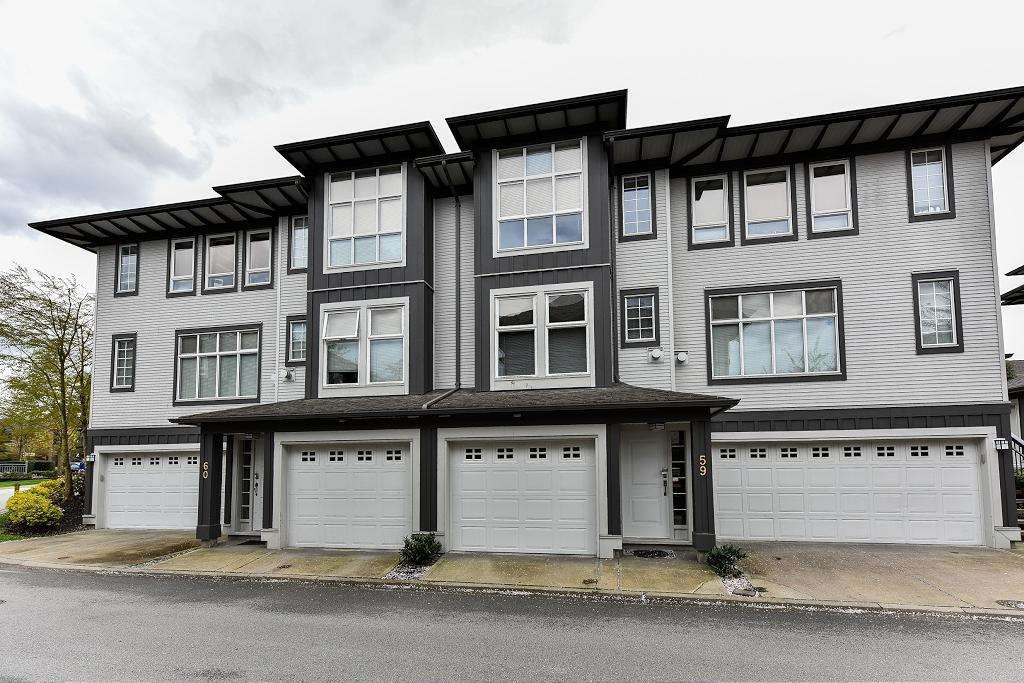 "Main Photo: 59 18777 68A Avenue in Surrey: Clayton Townhouse for sale in ""Compass"" (Cloverdale)  : MLS®# R2156766"