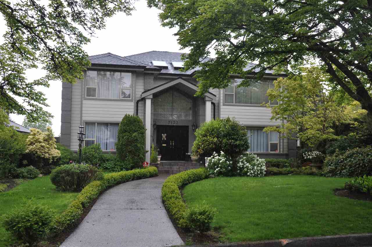 Main Photo: 7133 MAPLE Street in Vancouver: S.W. Marine House for sale (Vancouver West)  : MLS®# R2166911