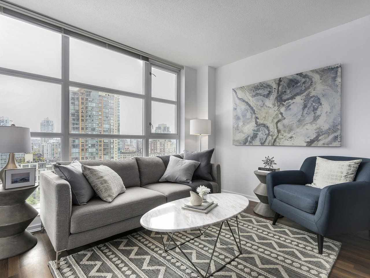 Main Photo: 1004 1155 SEYMOUR STREET in Vancouver: Downtown VW Condo for sale (Vancouver West)  : MLS®# R2169284