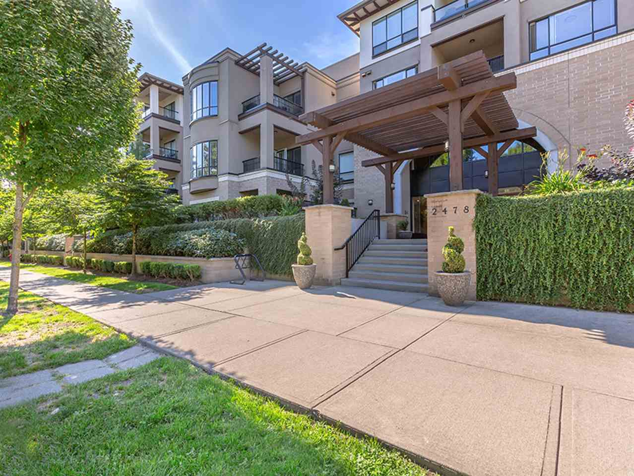 Main Photo: 112 2478 WELCHER Avenue in Port Coquitlam: Central Pt Coquitlam Condo for sale : MLS®# R2195154