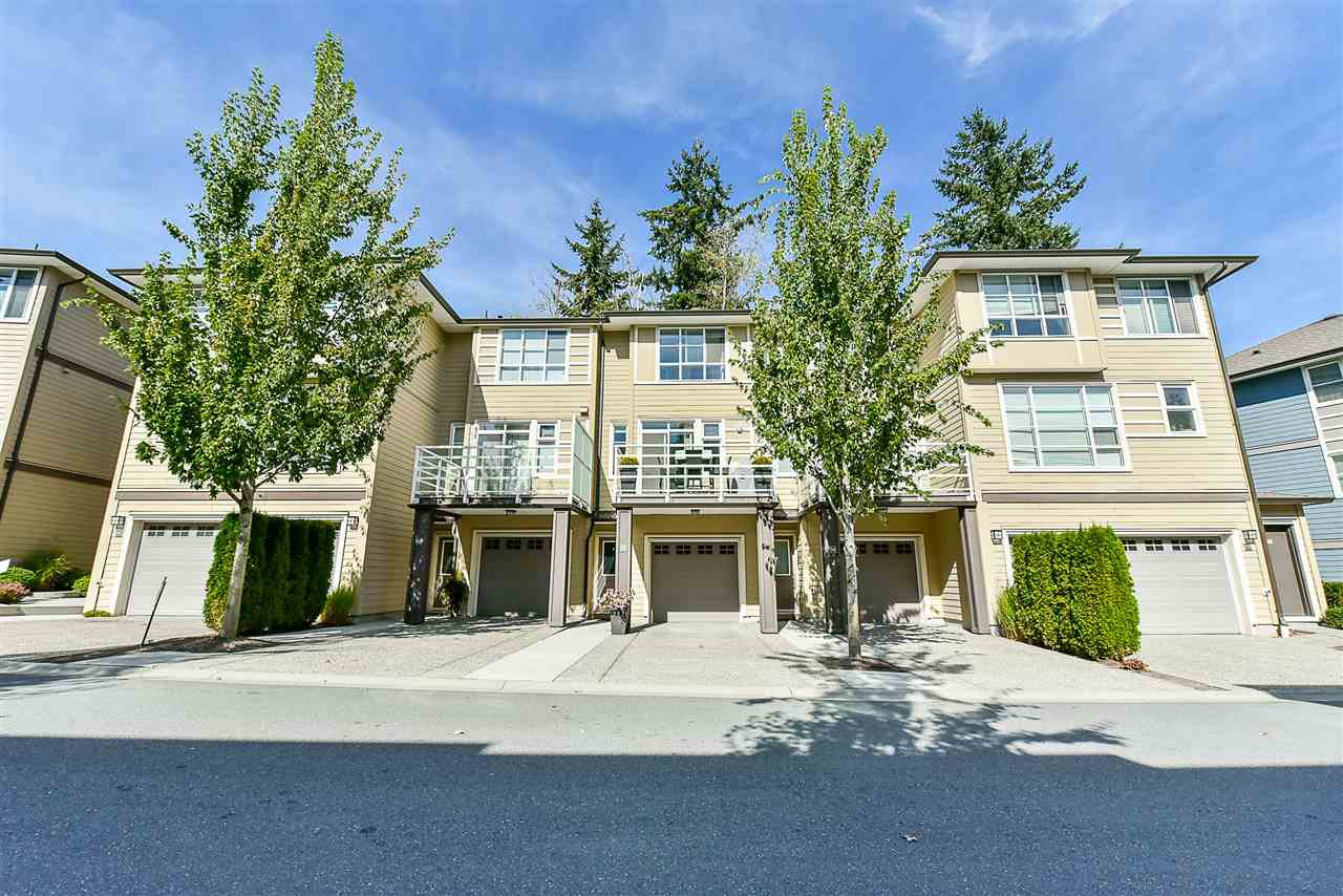"Main Photo: 55 15405 31 Avenue in Surrey: Grandview Surrey Townhouse for sale in ""Nuvo 2"" (South Surrey White Rock)  : MLS®# R2204415"