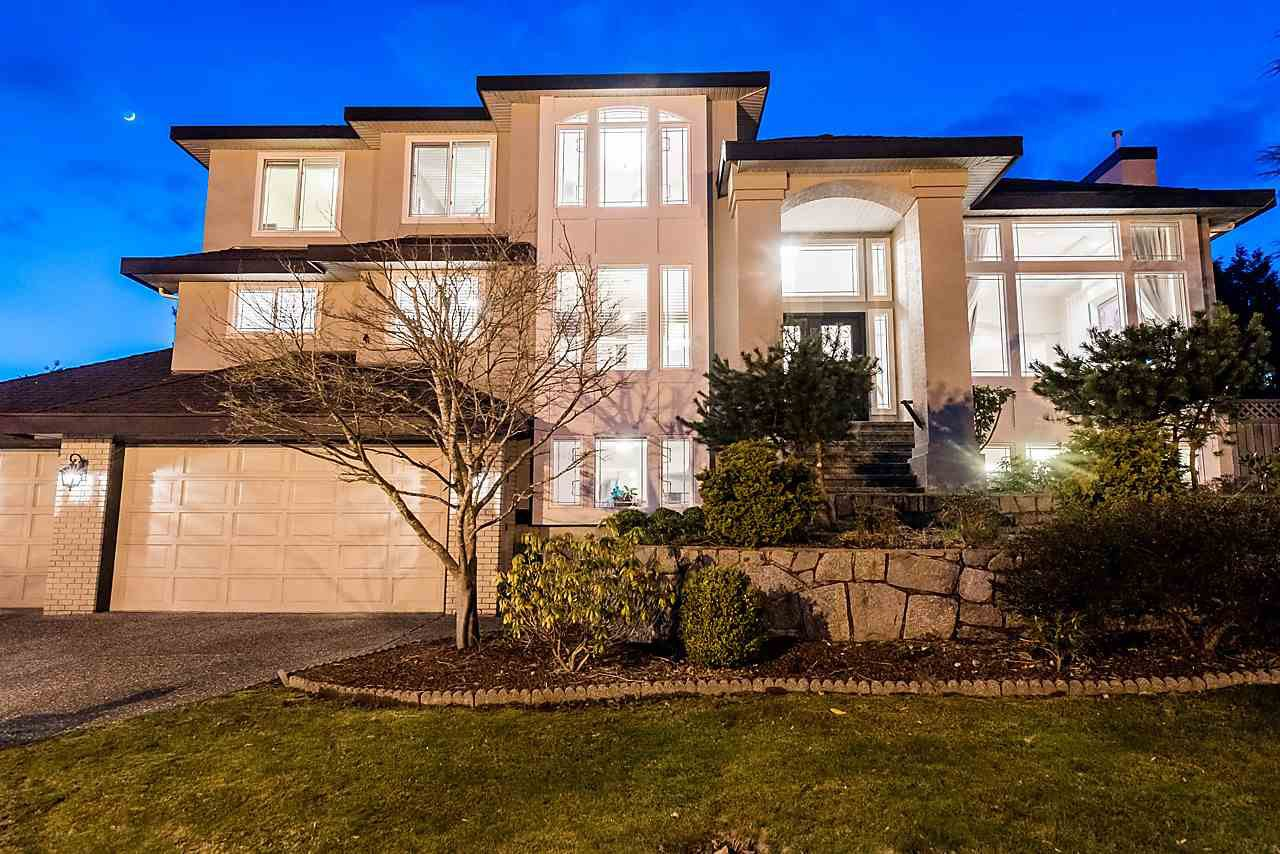 Main Photo: 1522 PARKWAY BOULEVARD in Coquitlam: Westwood Plateau House for sale : MLS®# R2151704