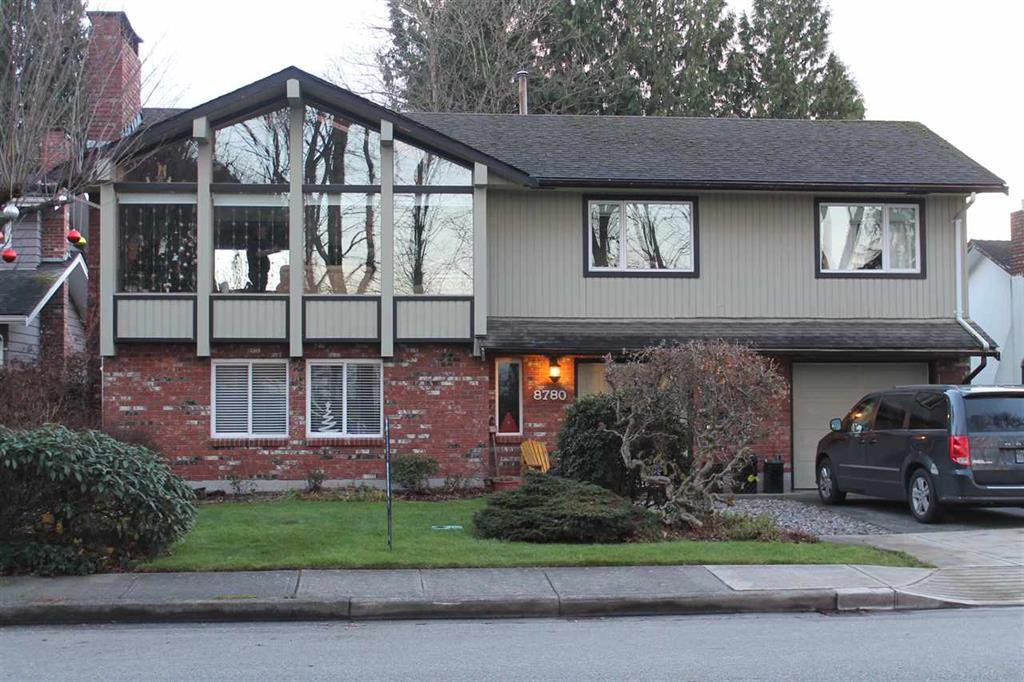 Main Photo: 8780 RYAN Road in RICHMOND: South Arm House for sale (Richmond)  : MLS®# R2019907