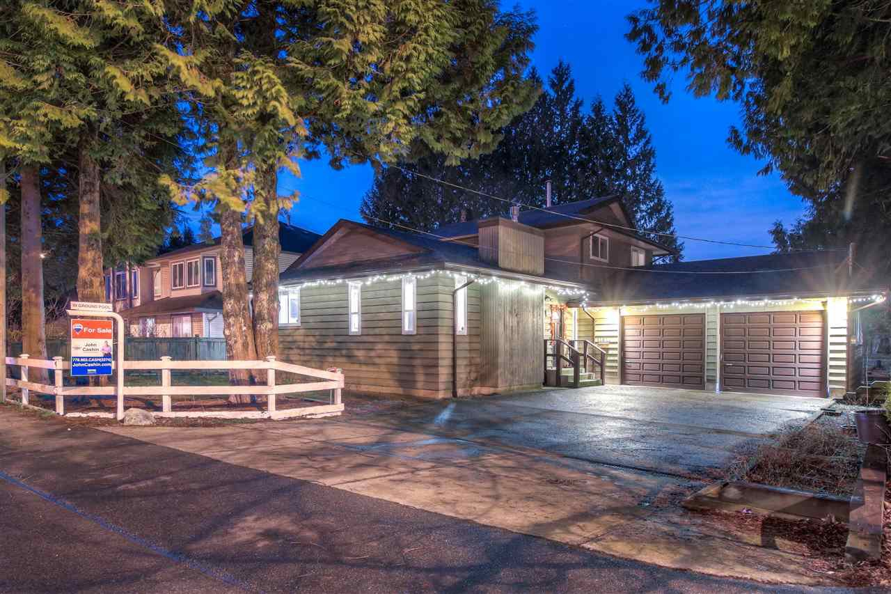 Main Photo: 11811 240 STREET in Maple Ridge: Cottonwood MR House for sale : MLS®# R2238907