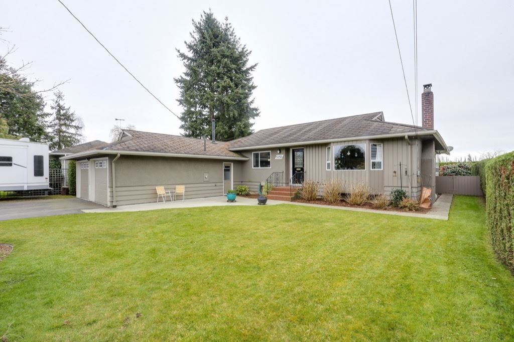 "Main Photo: 5150 S WHITWORTH Crescent in Delta: Ladner Elementary House for sale in ""LADNER ELEMENTARY"" (Ladner)  : MLS®# R2250789"