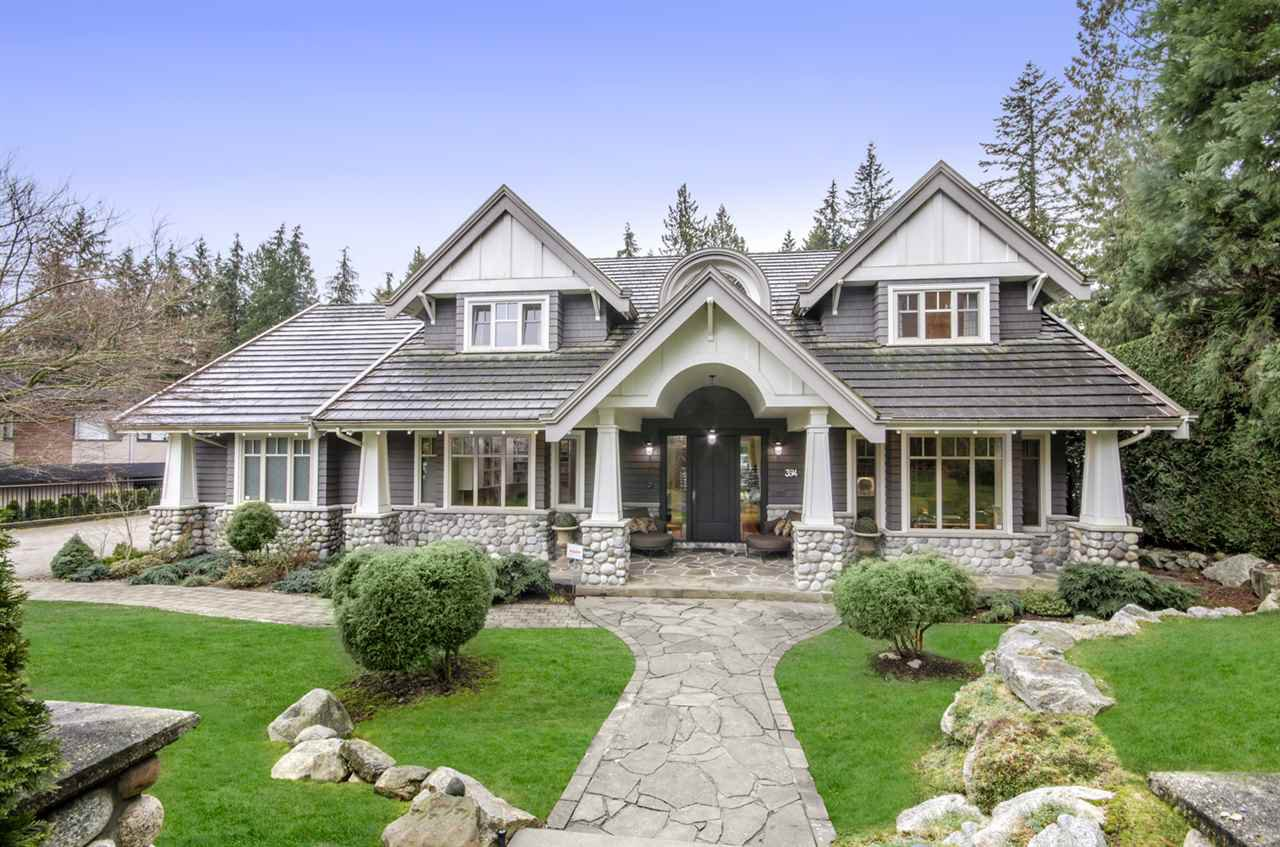 """Main Photo: 394 MOYNE Drive in West Vancouver: British Properties House for sale in """"BRITISH PROPERTIES"""" : MLS®# R2331759"""