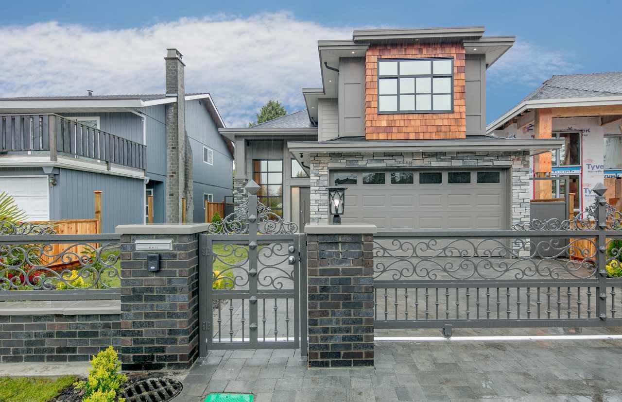 Main Photo: 9571 PALMER Road in Richmond: Boyd Park House for sale : MLS®# R2334831