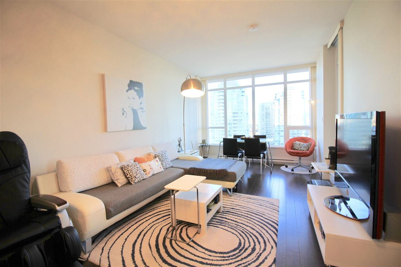 """Main Photo: 1801 2077 ROSSER Avenue in Burnaby: Brentwood Park Condo for sale in """"VANTAGE"""" (Burnaby North)  : MLS®# R2340351"""