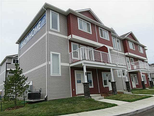 Main Photo: 21 1816 RUTHERFORD Road in Edmonton: Zone 55 Townhouse for sale : MLS®# E4147383