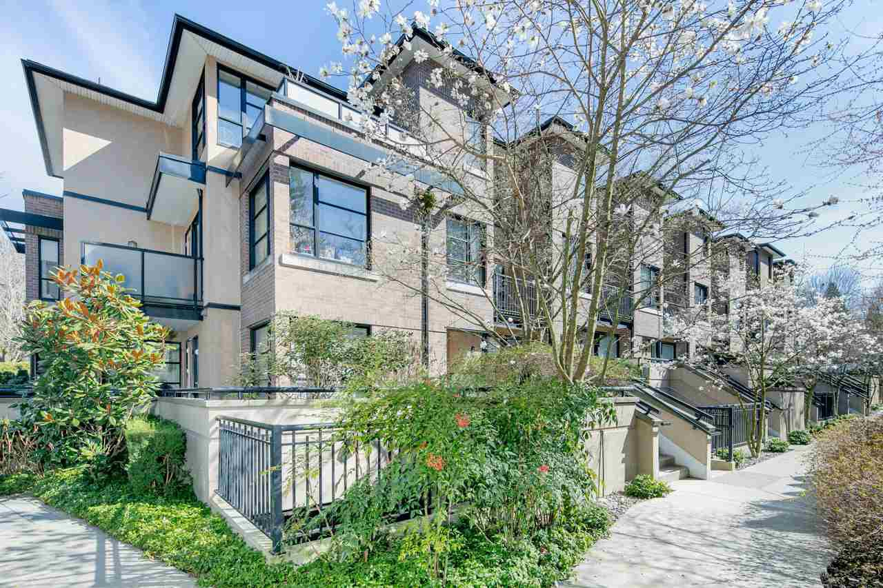 "Main Photo: 14 1863 WESBROOK Mall in Vancouver: University VW Townhouse for sale in ""Esse"" (Vancouver West)  : MLS®# R2354042"