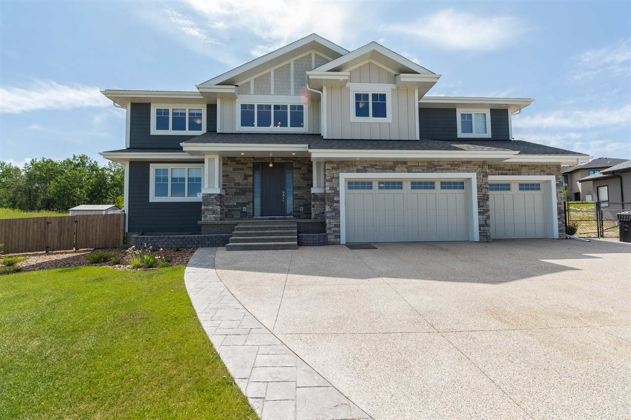 Main Photo: 15 26107 TWP RD 532A Road: Rural Parkland County House for sale : MLS®# E4156031