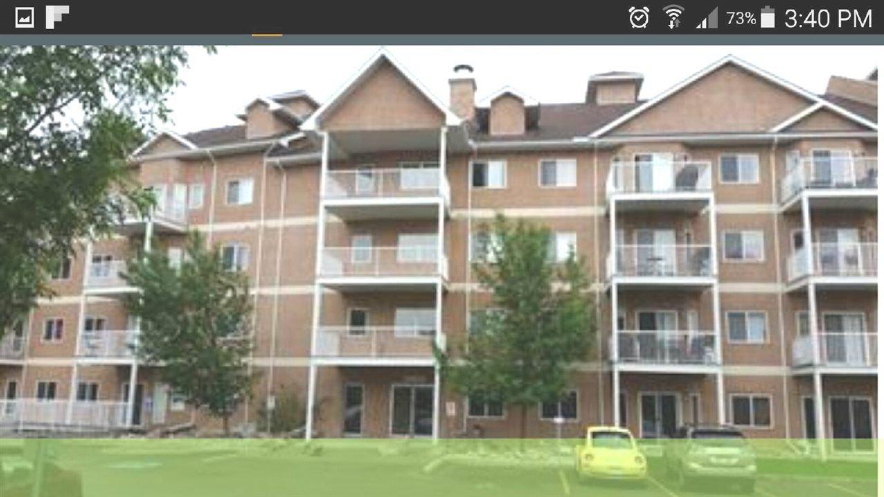 Main Photo: 306 4304 139 Avenue in Edmonton: Zone 35 Condo for sale : MLS®# E4161136