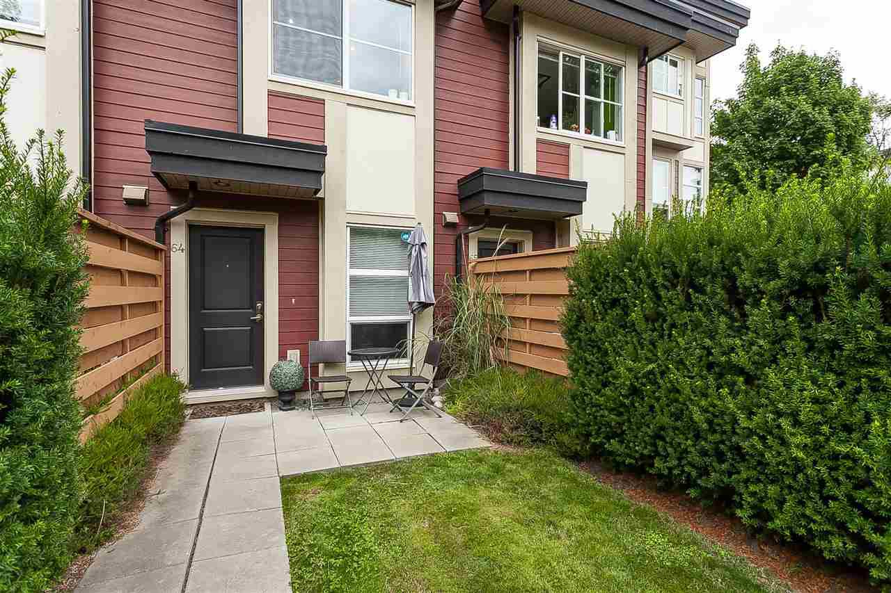 """Photo 2: Photos: 64 19477 72A Avenue in Surrey: Clayton Townhouse for sale in """"Sun at 72"""" (Cloverdale)  : MLS®# R2386075"""