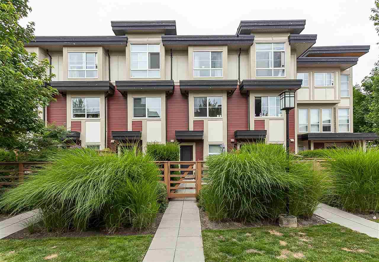 "Main Photo: 64 19477 72A Avenue in Surrey: Clayton Townhouse for sale in ""Sun at 72"" (Cloverdale)  : MLS®# R2386075"