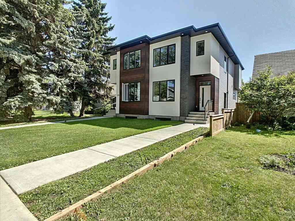 Main Photo: 7713 79 Avenue in Edmonton: Zone 17 House Half Duplex for sale : MLS®# E4167663
