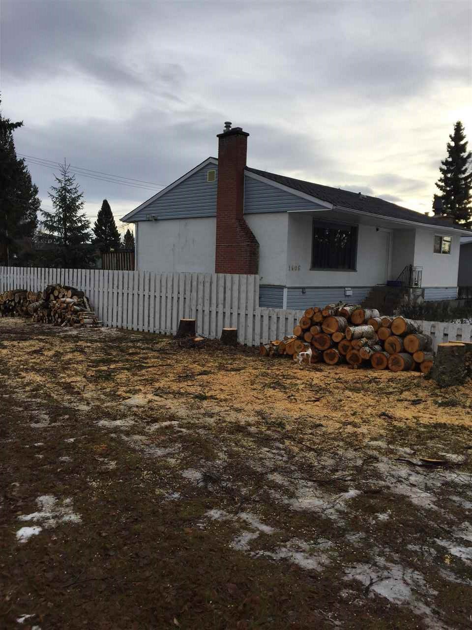 Main Photo: 1396 DOUGLAS Street in Prince George: Central Land for sale (PG City Central (Zone 72))  : MLS®# R2411013