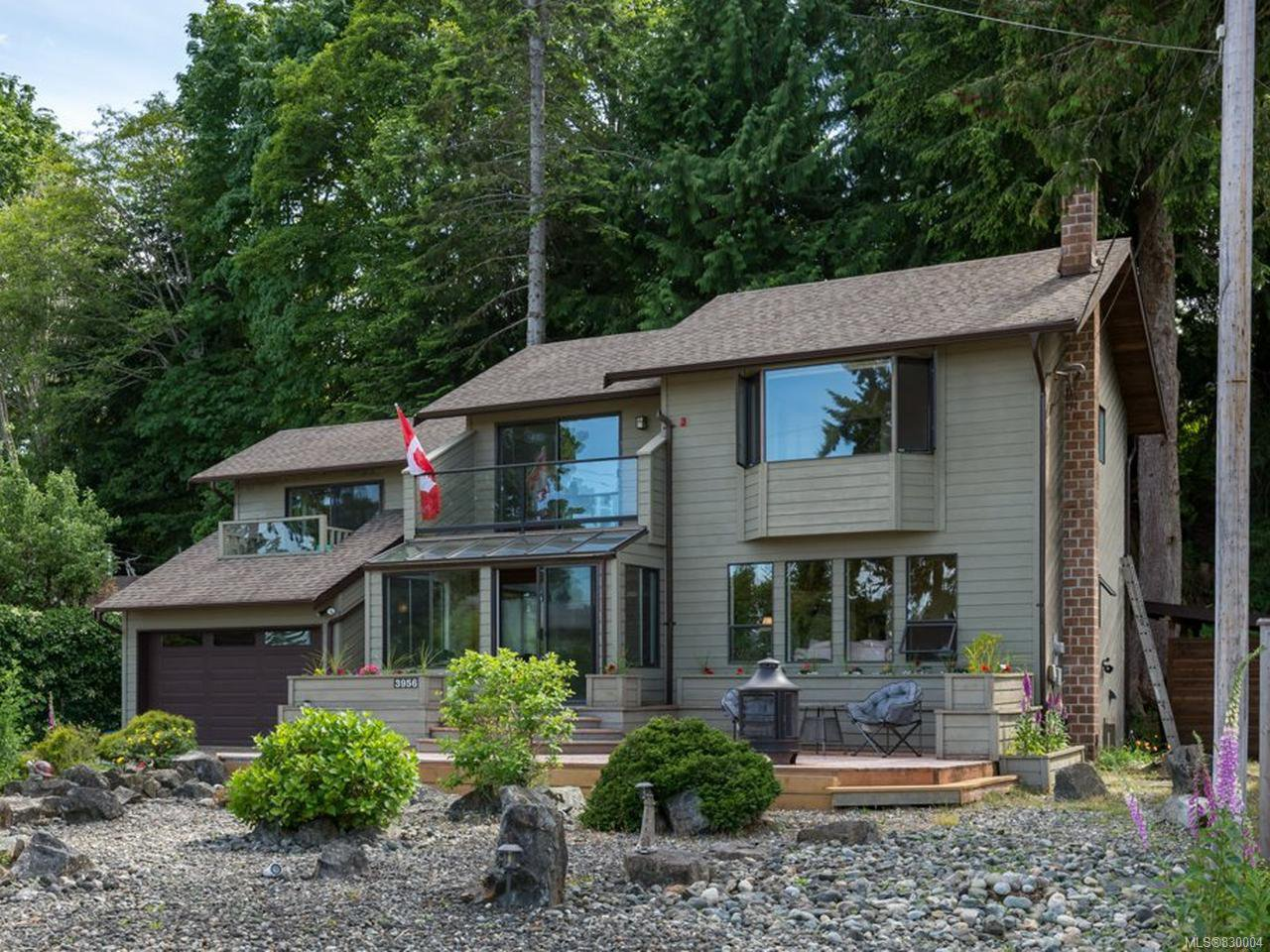 Main Photo: 3956 Bovanis Rd in BOWSER: PQ Bowser/Deep Bay House for sale (Parksville/Qualicum)  : MLS®# 830004