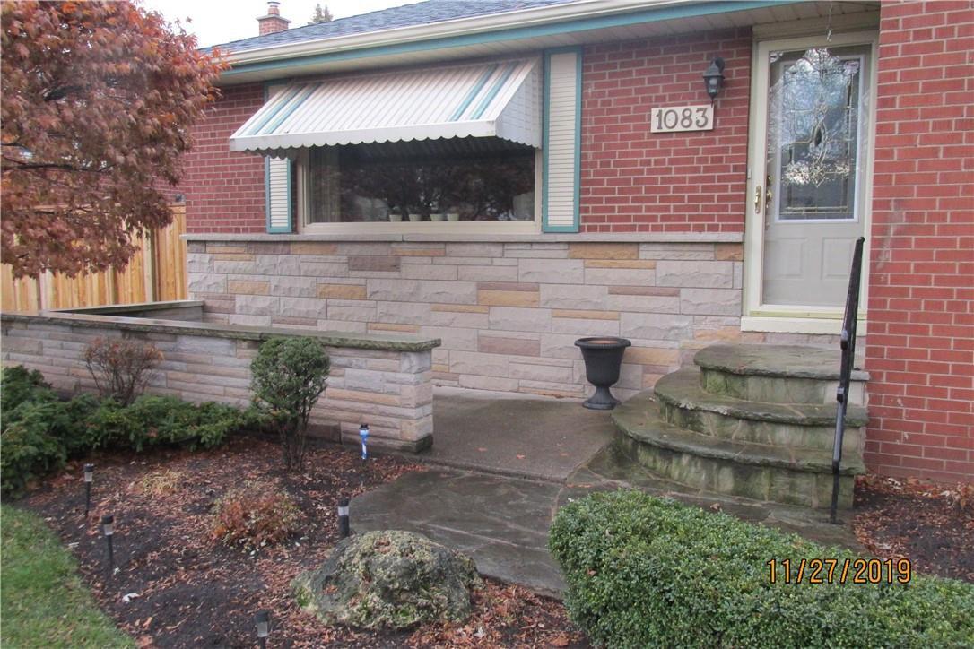 Main Photo: 1083 Maplehurst Avenue in Burlington: House for sale : MLS®# H4068624